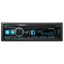 Alpine CDE-185BT CD fejlett Bluetooth® funkcióval világos kék