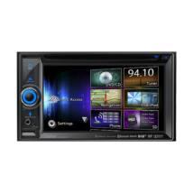 Clarion NX 504E 2 DIN multimédia lejátszó, navigációval