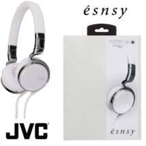 JVC HA-SR75S-W ÉSNSY FASHION MOBIL fejhallgató, fehér