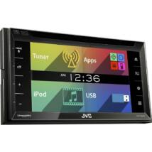 JVC KW-V320BT MP3/CD/DVD/USB-s 2 DIN-es fejegység