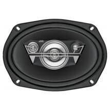 JVC CS-V6947U 14x23cm-es nagy ovál autó hangszóró pár koax