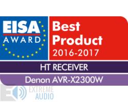 Denon AVR-X2300W  7.2 HD AV erősítő Dolby Atmos, DTS X hangzással