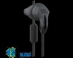 JBL Grip 200 vezérlős fülhallgató szürke
