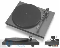 Pro-Ject Debut III DC lemezjátszó Ortofon OM-5E hangszedővel szerelve