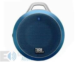 JBL Micro Wireless Bluetooth kihangosító kék