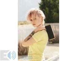 Marley Riddim BT EM-JA012 hordozható bluetooth hangszóró signature fekete