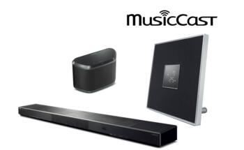 MusicCast TV hangszórók