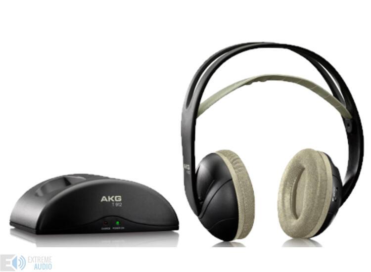 AKG K912 vezeték nélküli fejhallgató
