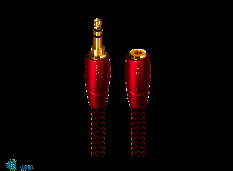 Audioquest Goldengate 3,5mm Jack hosszabbító 2m
