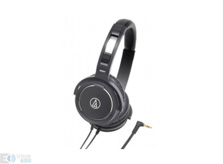 Audio-Technica ATH-WS55 fejhallgató, piros