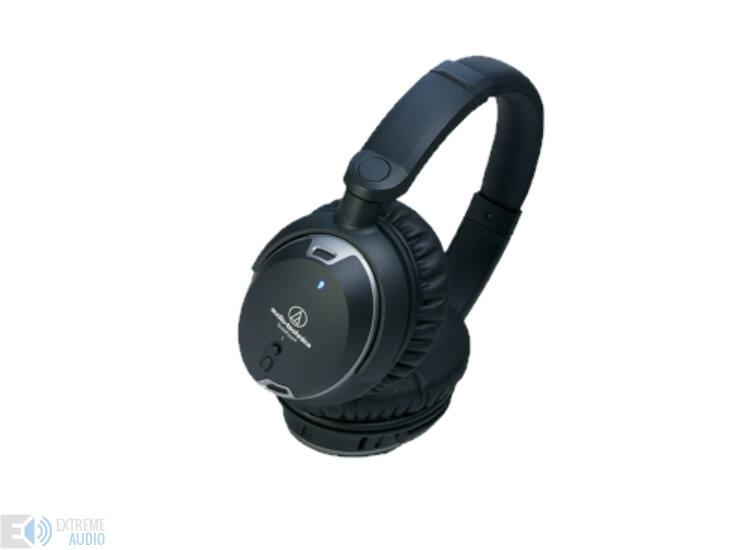 Audio-Technica ATH-ANC9 aktív zajszűréses fejhallgató