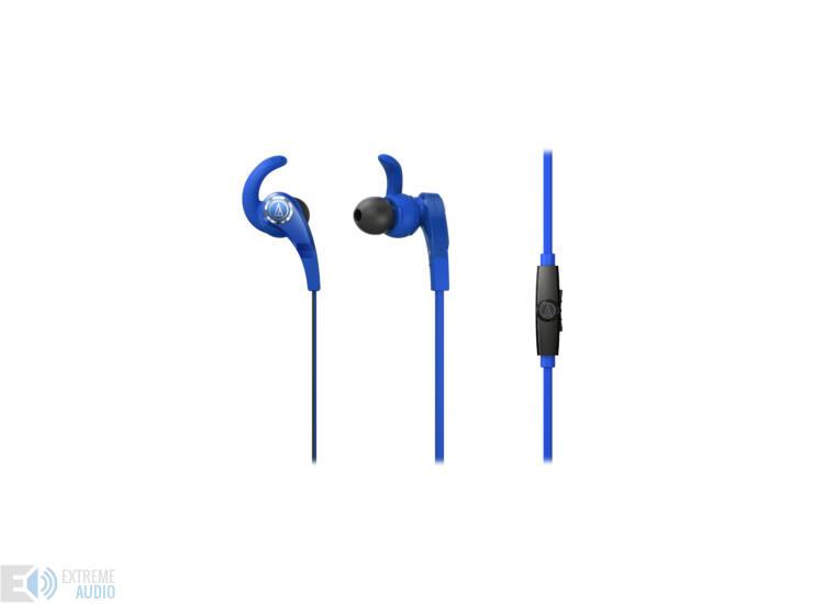 Audio-technica ATH-CKX7iS kék fülhallgató