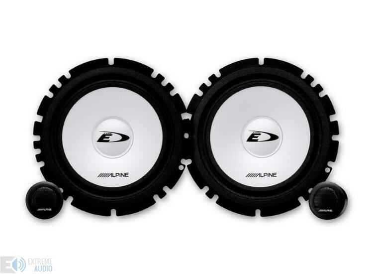 Alpine SXE-1750S komponens szett 16,5cm