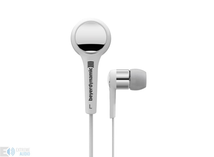 Beyerdynamic DTX 102 IE fülhallgató Fehér/Ezüst