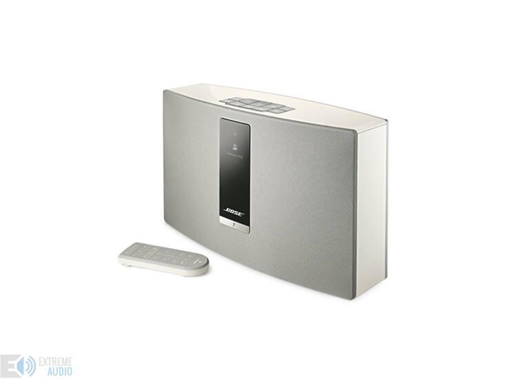 Bose SoundTouch 20 fehér Széria III Wi-Fi zenei rendszer