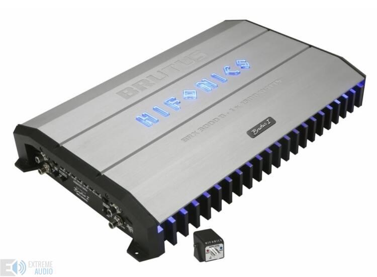 Hifonics  erősítő BRX-3000D mono erősítő