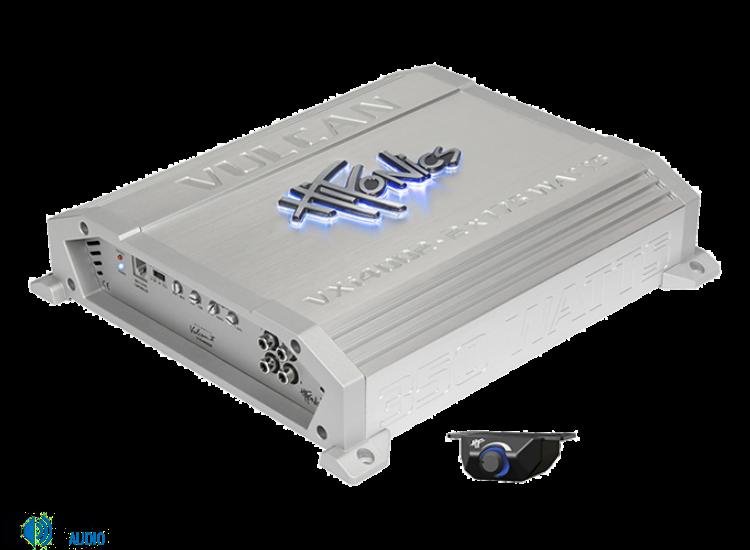 Hifonics VXi-4002 2 csatornás erősítő