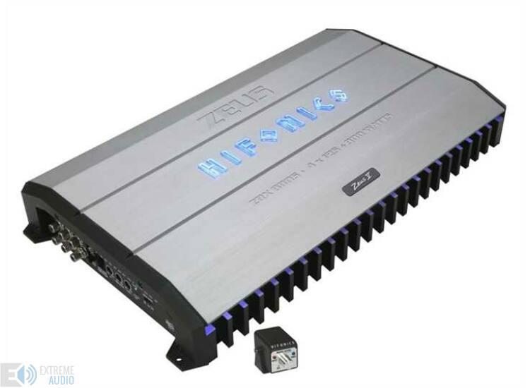 Hifonics ZRX-8805  5 csatornás erősítő
