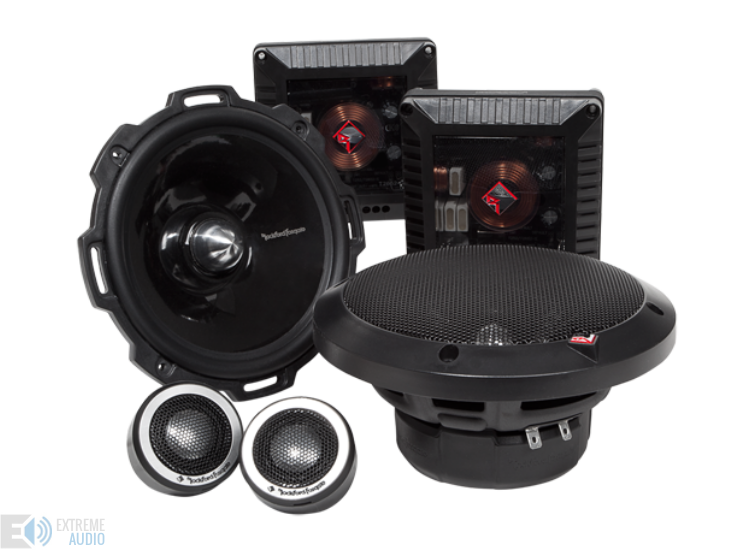 Rockford Fosgate Power T2652-S auto hi-fi komponens szett