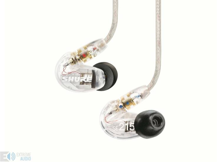 Shure SE215 CL Sound Isolatin Fülhallgató