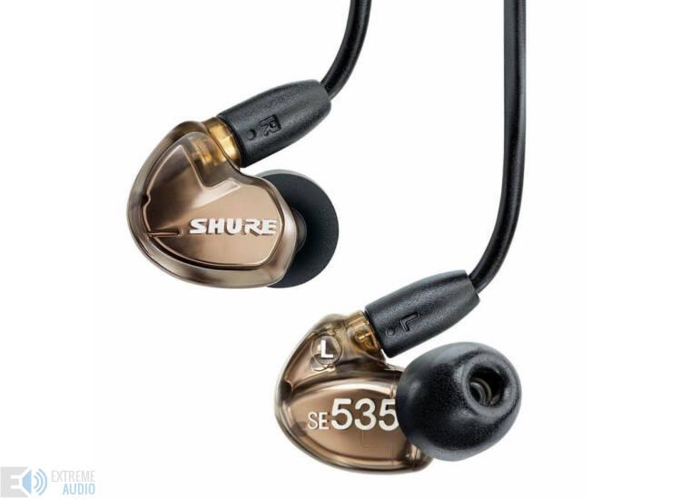 Shure SE535 V Sound Isolatin Fülhallgató