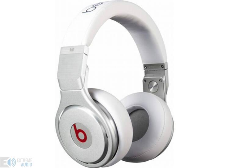 Beats Pro fejhallgató, fehér
