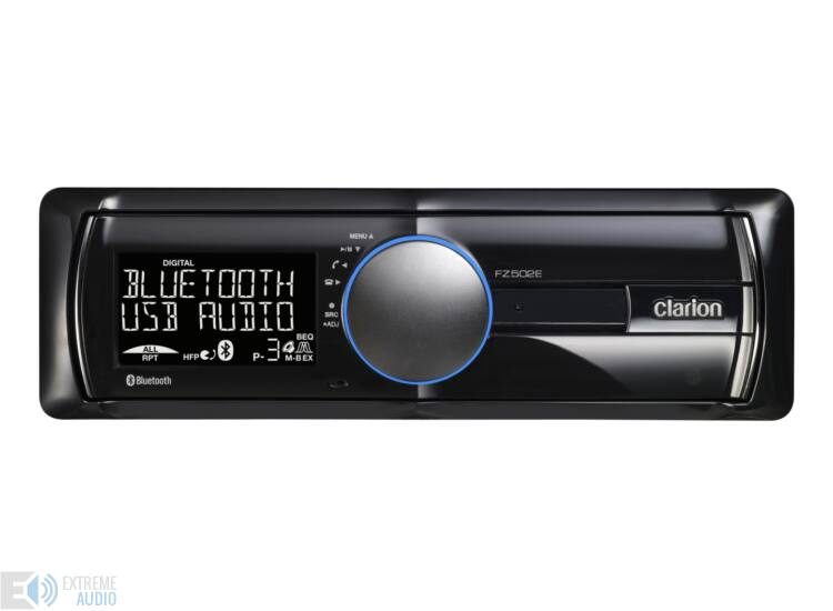 Clarion FZ 502E CD nélküli autórádió
