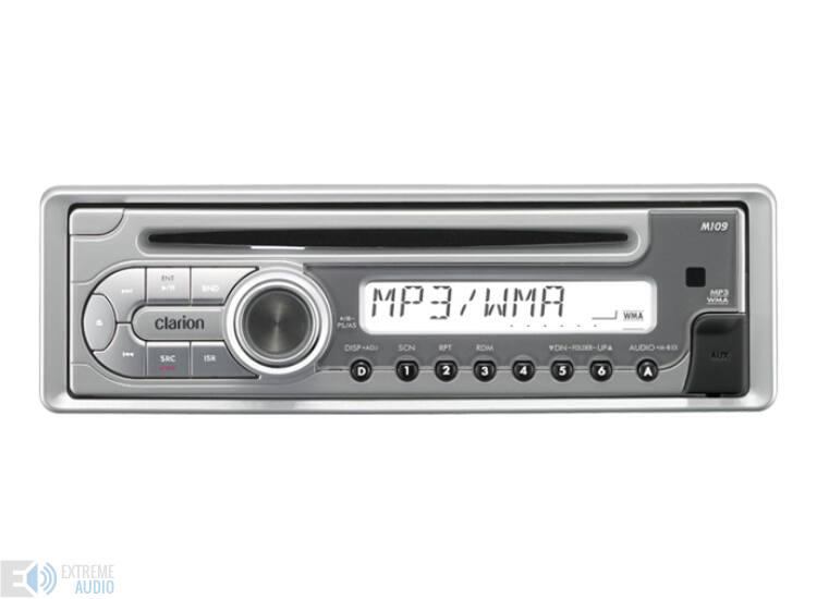Clarion M109 marine CD/USB médialejátszó