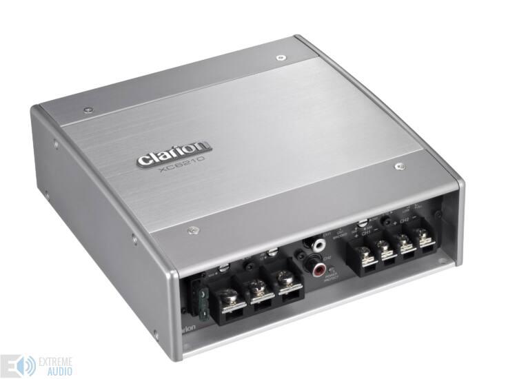 Clarion XC 6210 2 csatornás erősítő
