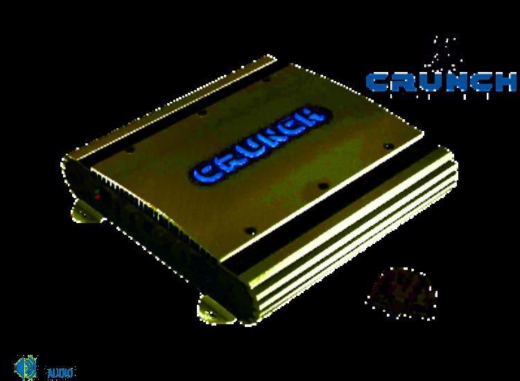Crunch GTI 750 mono erősítő