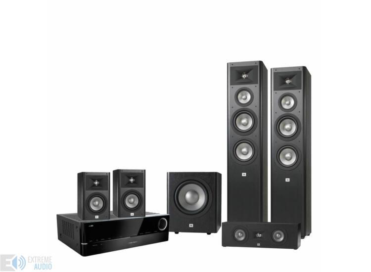 Harman Kardon AVR-171S + JBL Studio 280 5.1 házimozi szett
