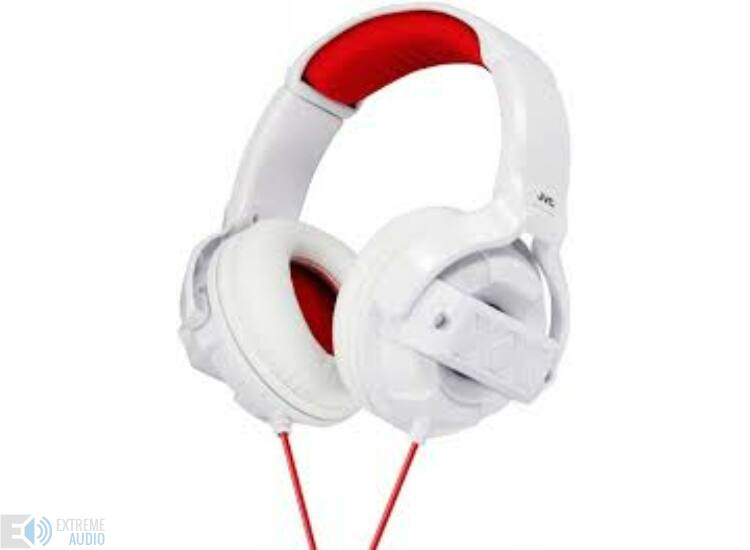 JVC HA-M55X-W XX BASS PRO fehér fejhallgató, fehér