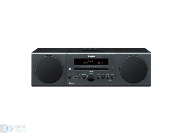 Yamaha MCR-042 Mikro Hi-Fi szürke