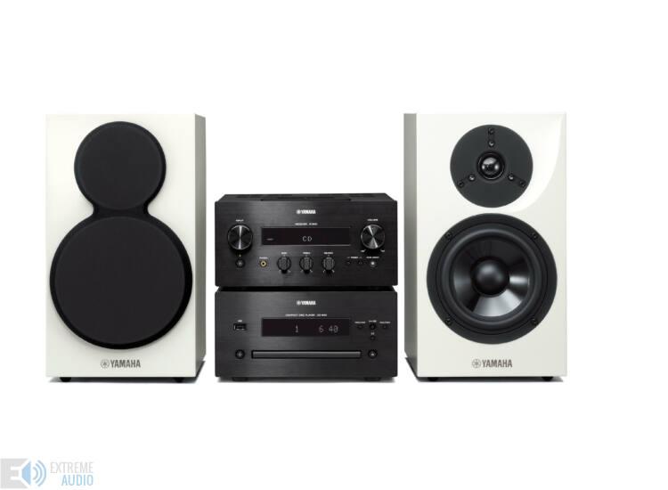 Yamaha MCR-840 Mikro Hi-Fi ezüst-fekete