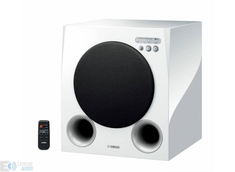 Yamaha Soavo NS-SW901 aktív mélysugárzó zongoralakk fehér