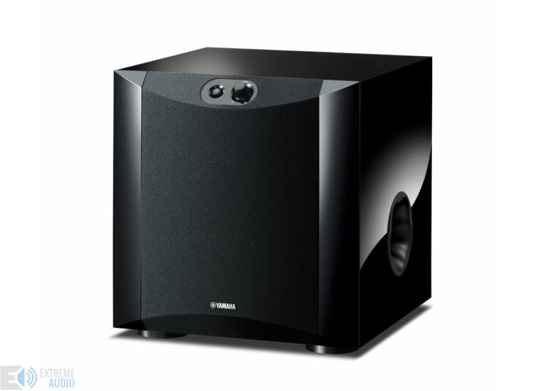 Yamaha NS-SW200 mélysugárzó zongoralakk fekete
