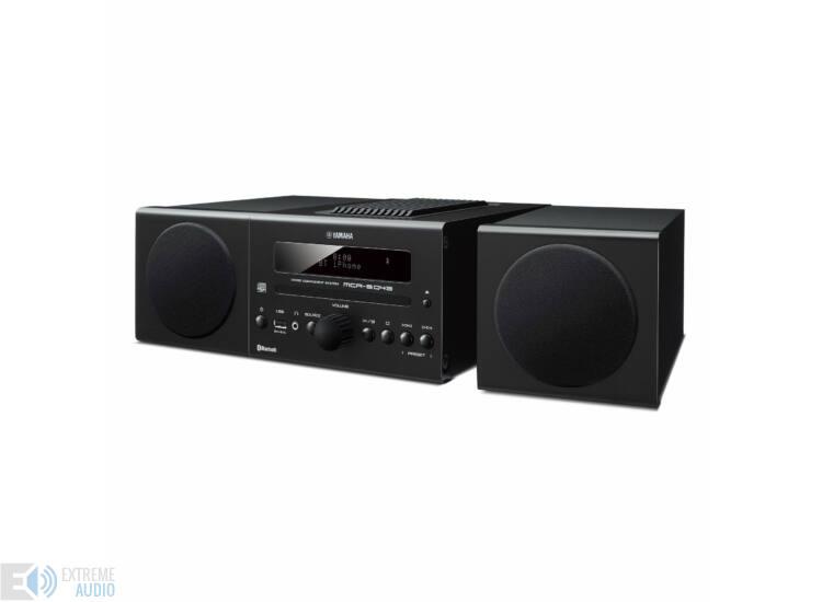 Yamaha MCR-B043 mikro hi-fi fekete