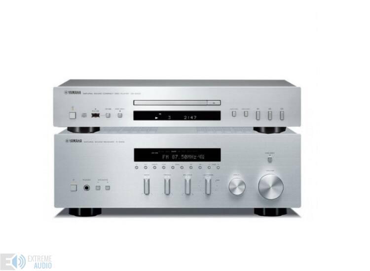 Yamaha R-S300 + CD-S300 Sztereó szett, ezüst